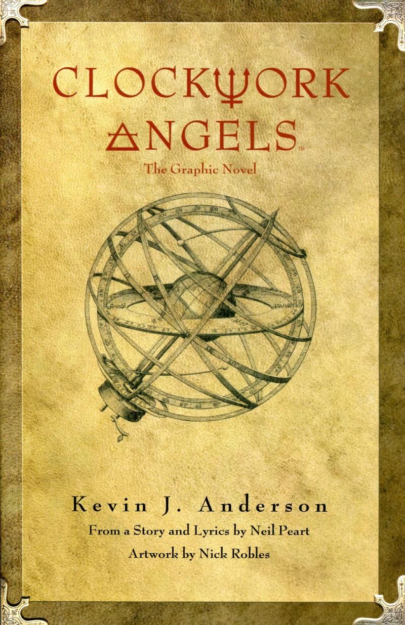 Clockwork Angels TP