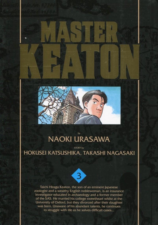 Master Keaton GN V3