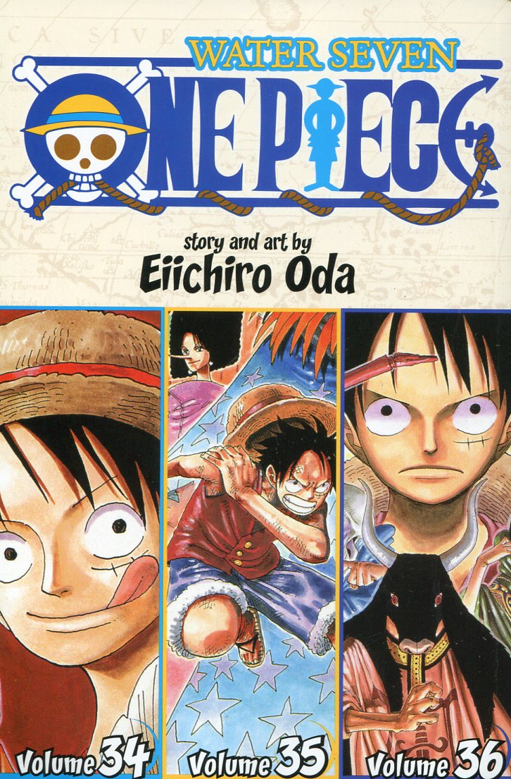 One Piece GN 3-in-1 V12