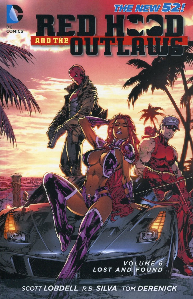 Red Hood and the Outlaws  TP V6 Lost and Found