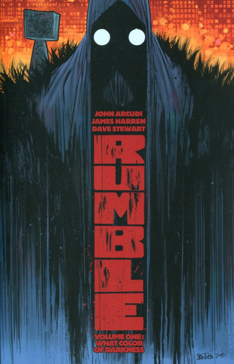 Rumble TP V1 What Color of Darkness