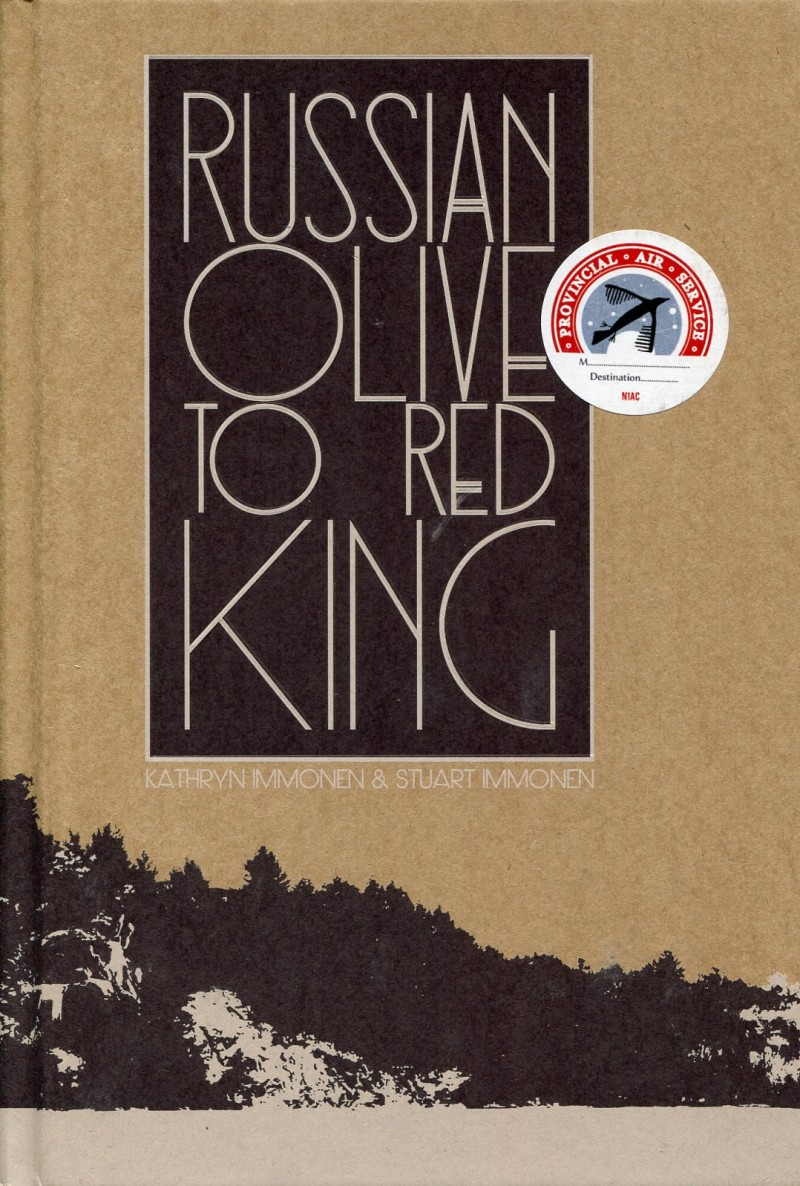 Russian Olive to Red King HC