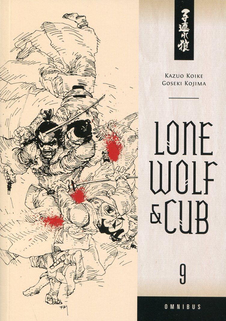Lone Wolf and Cub Omnibus TP V9