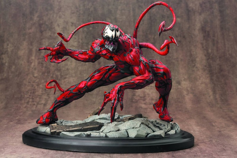 Marvel Statue Carnage Maximum Fine Art