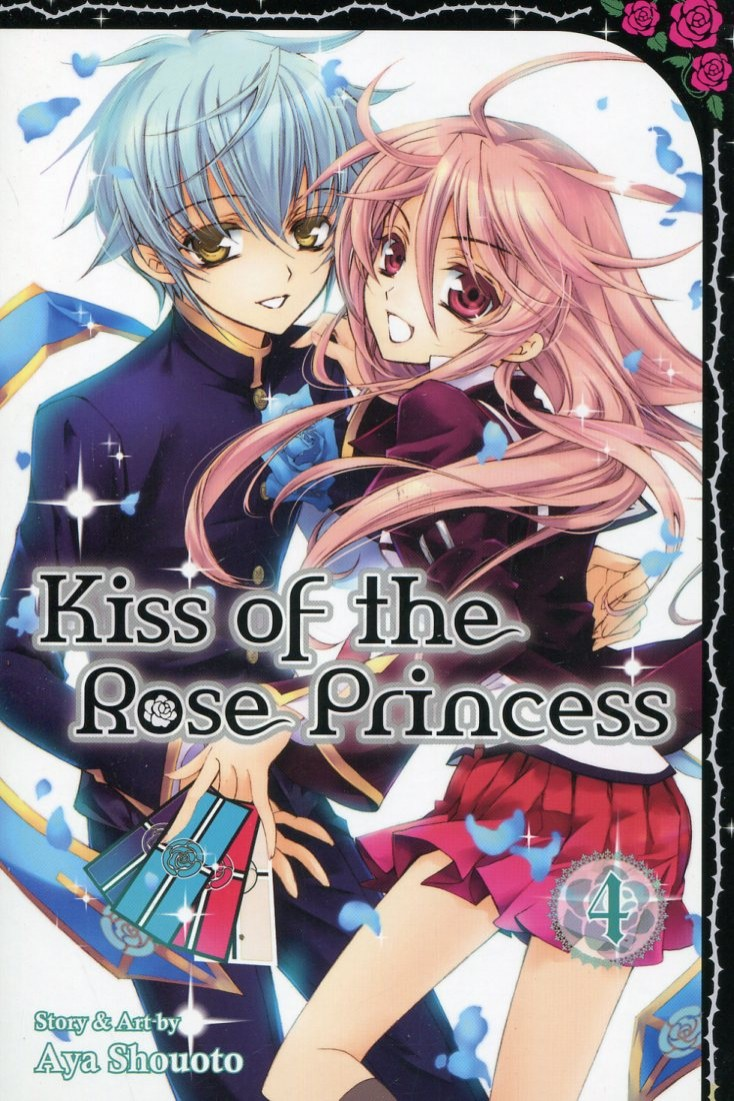 Kiss of the Rose Prince GN V4
