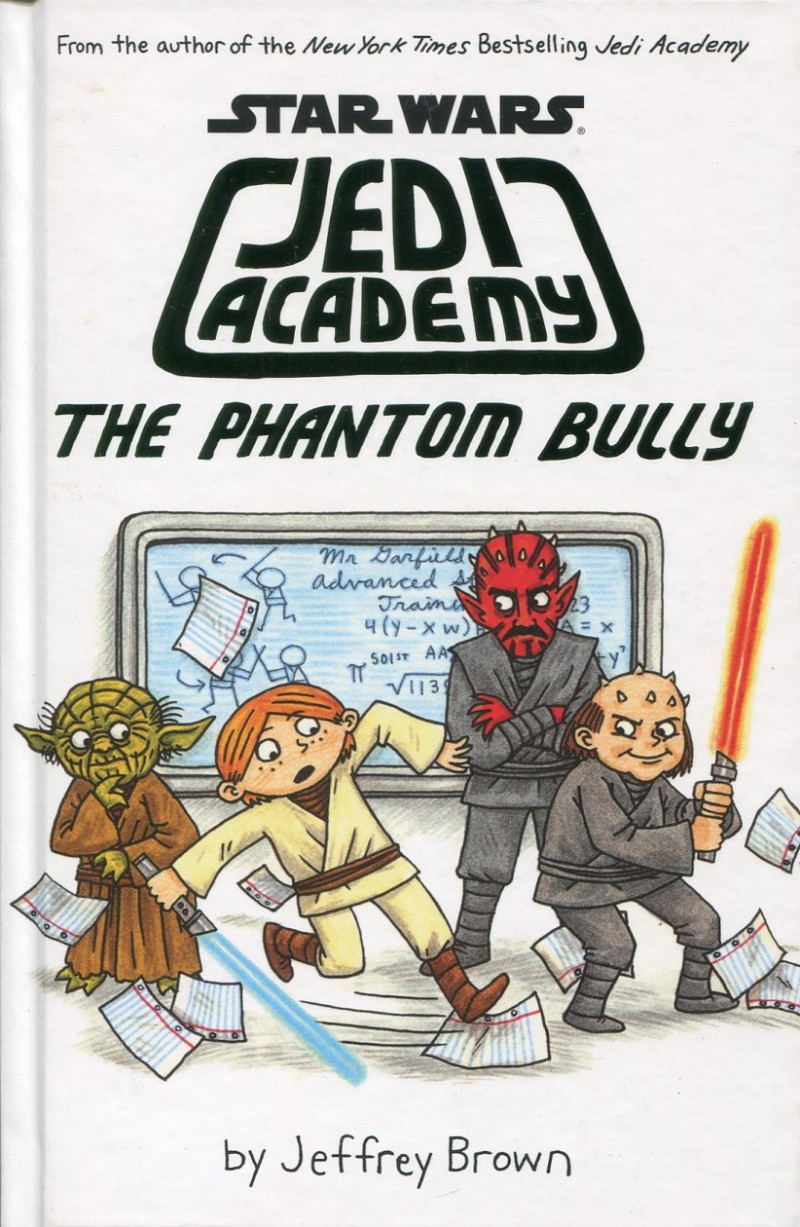 Star Wars HC Jedi Academy V3 Phantom Bully