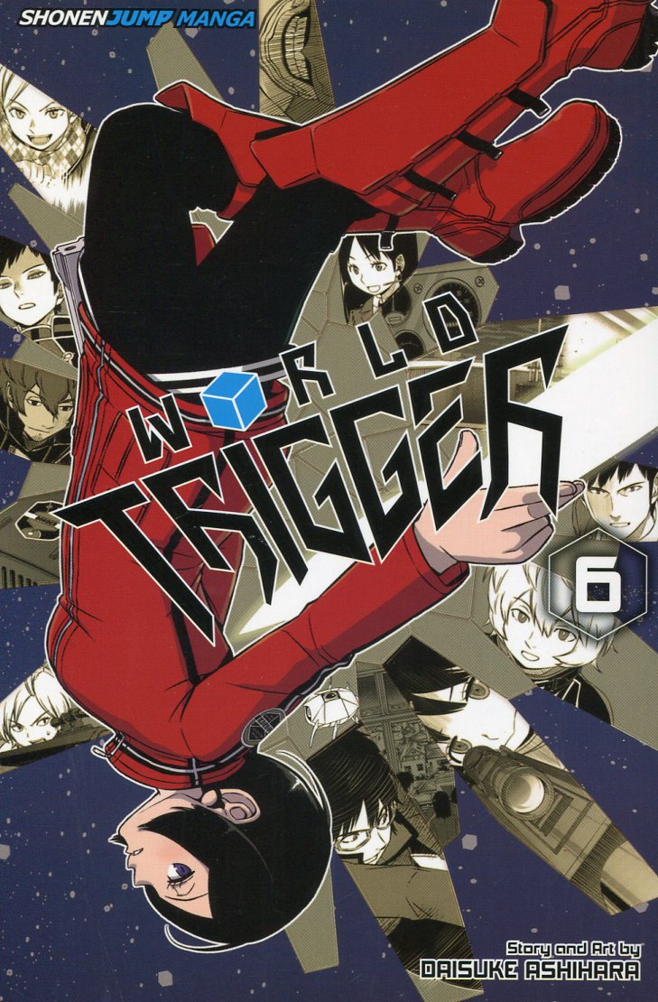 World Trigger GN V6