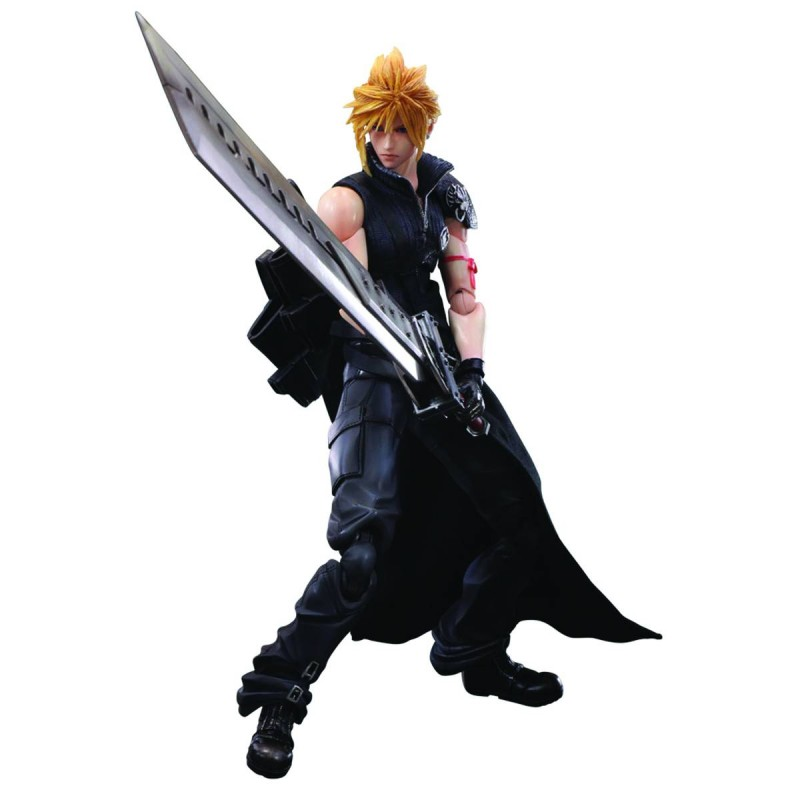 Final Fantasy Advent  Ch AF Kai Cloud Strife