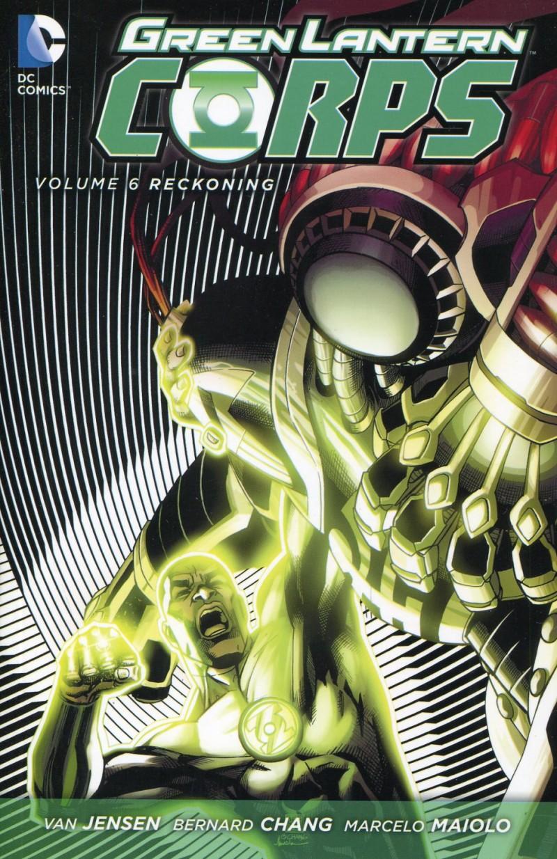 Green Lantern Corps TP  New 52 V6 Reckoning