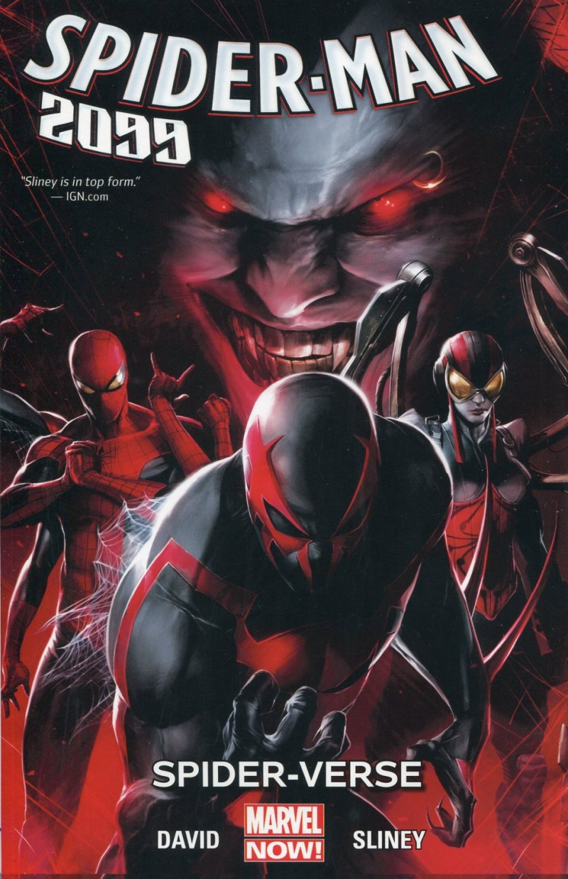 Spider-Man 2099 TP New V2 Spider-Verse