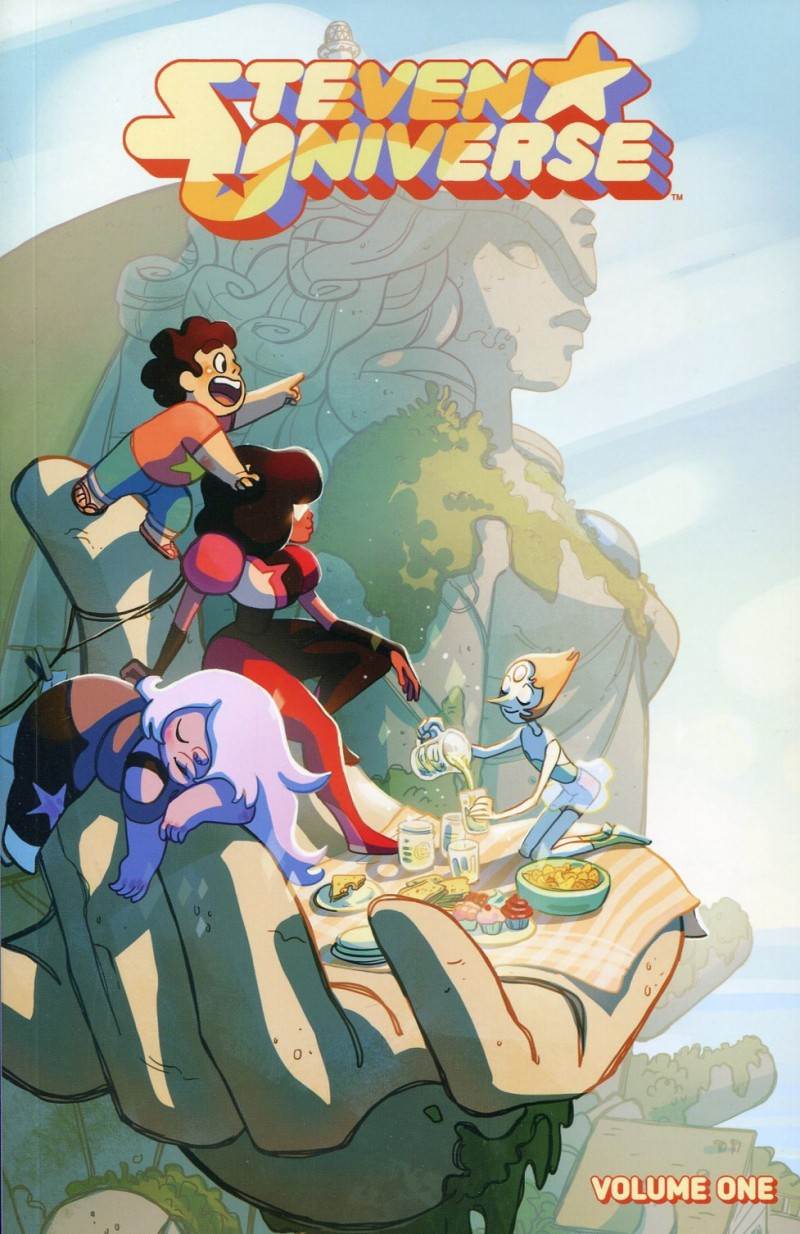 Steven Universe TP V1