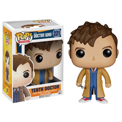 Funko Pop Dr Who 10th