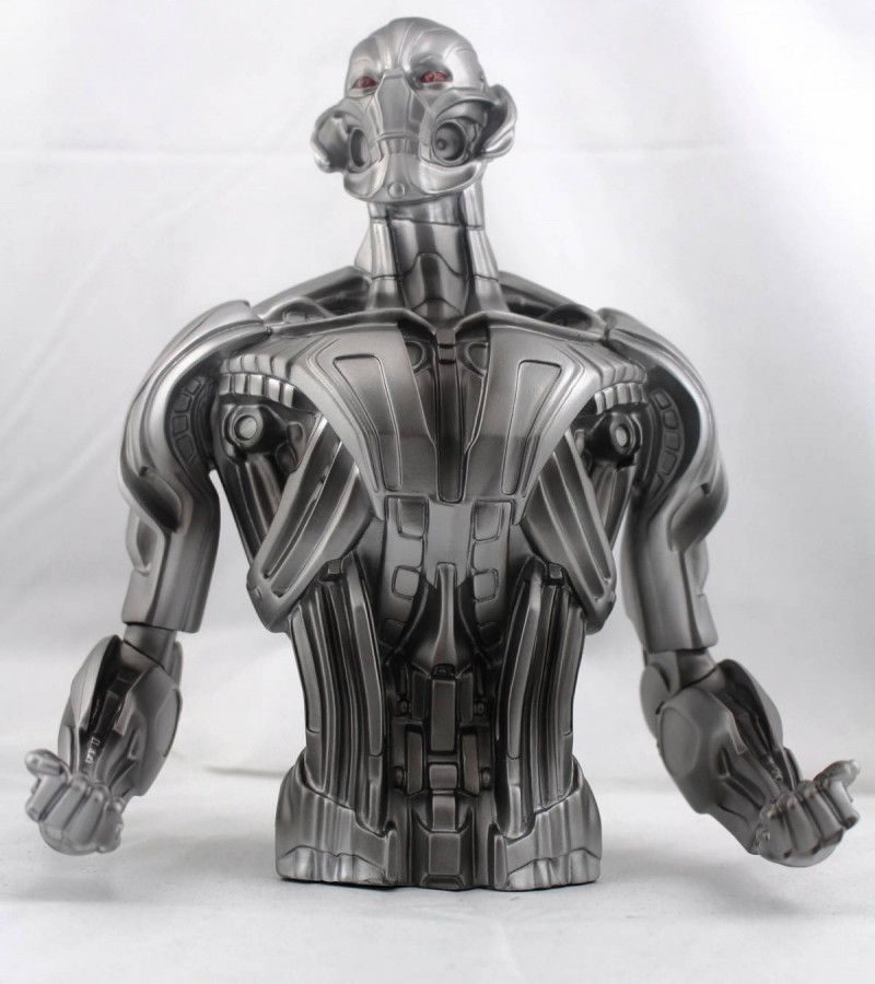 Marvel Bank Avengers of Ultron Ultron Bust