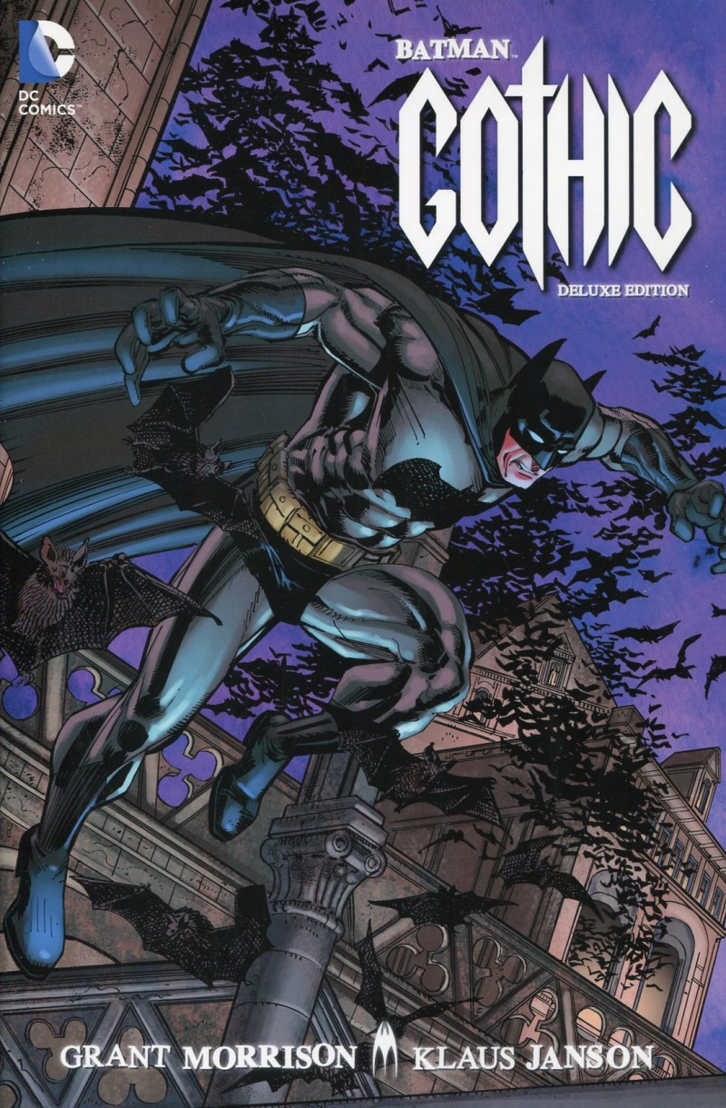 Batman HC Gothic Deluxe Edition