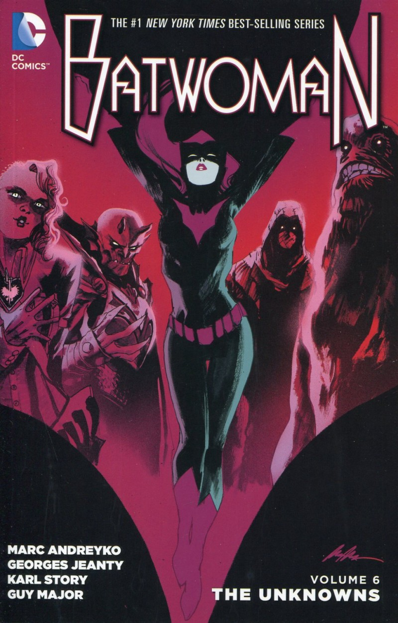 Batwoman TP (New 52) V6 The Unknowns