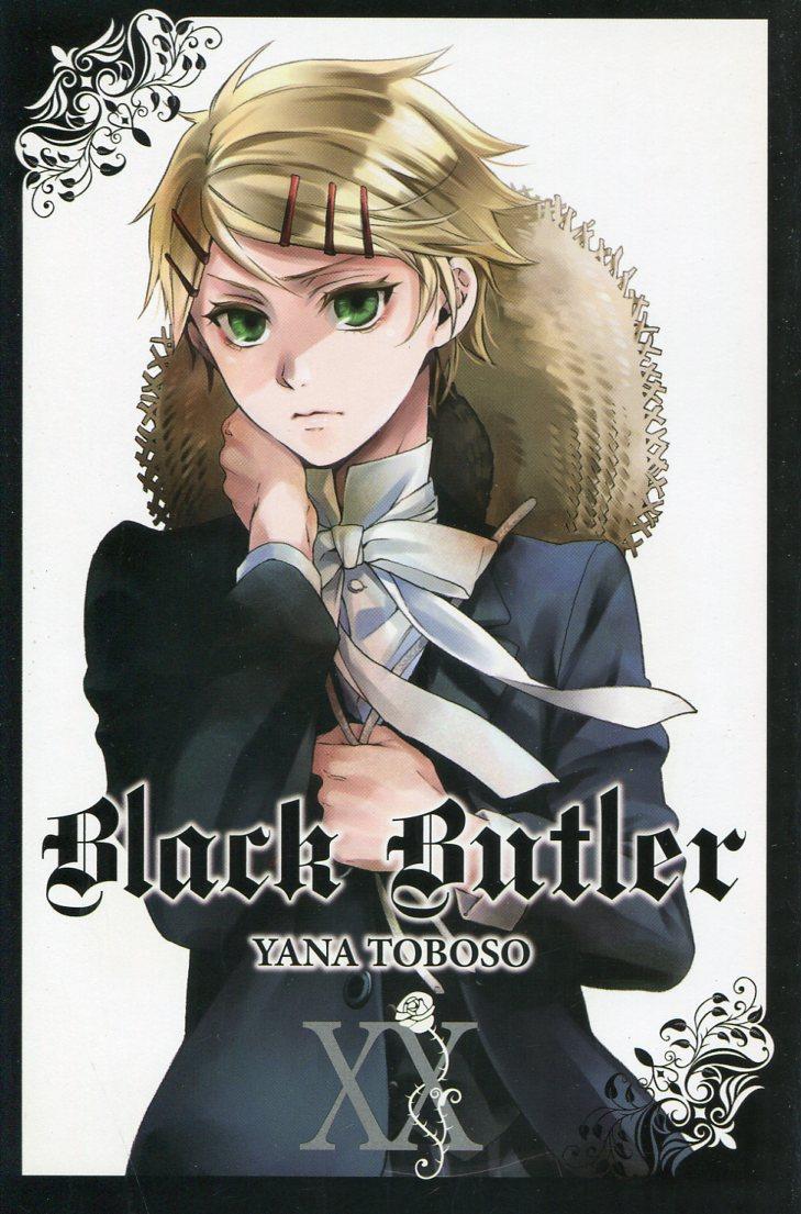 Black Butler GN V20