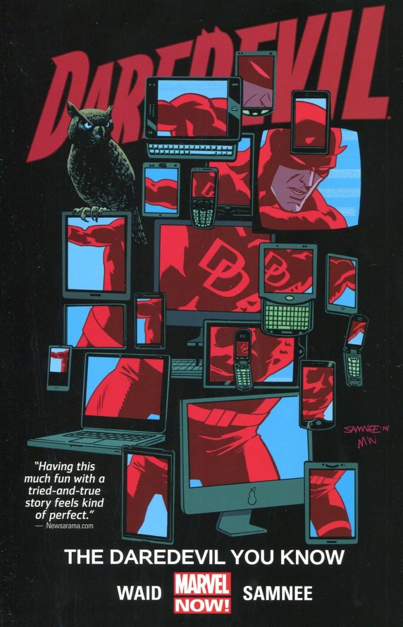 Daredevil TP Now V3 Daredevil You Know