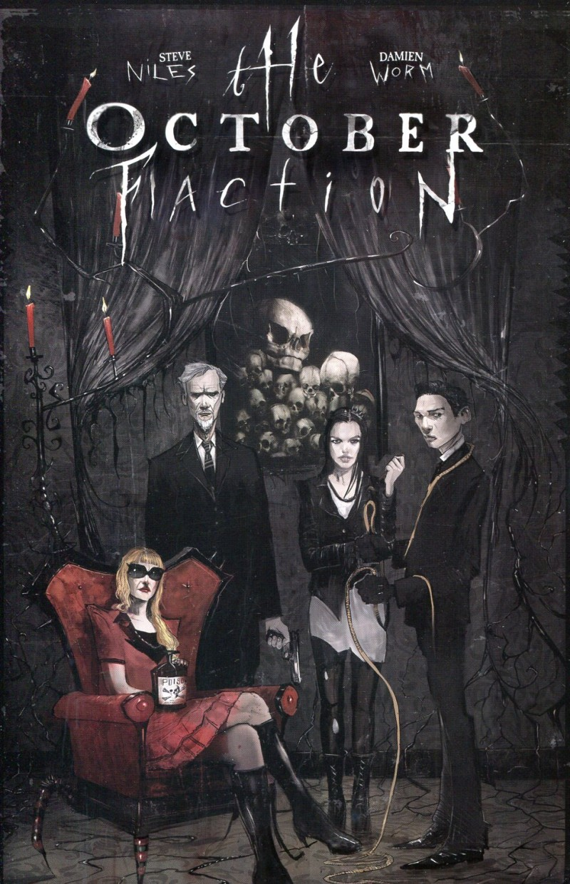 October Faction TP V1