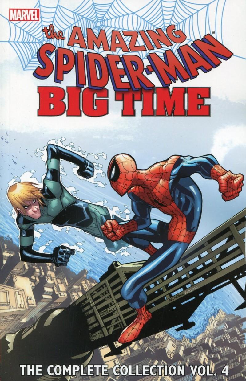 Spider-Man TP Big Time V4 Complete Collection