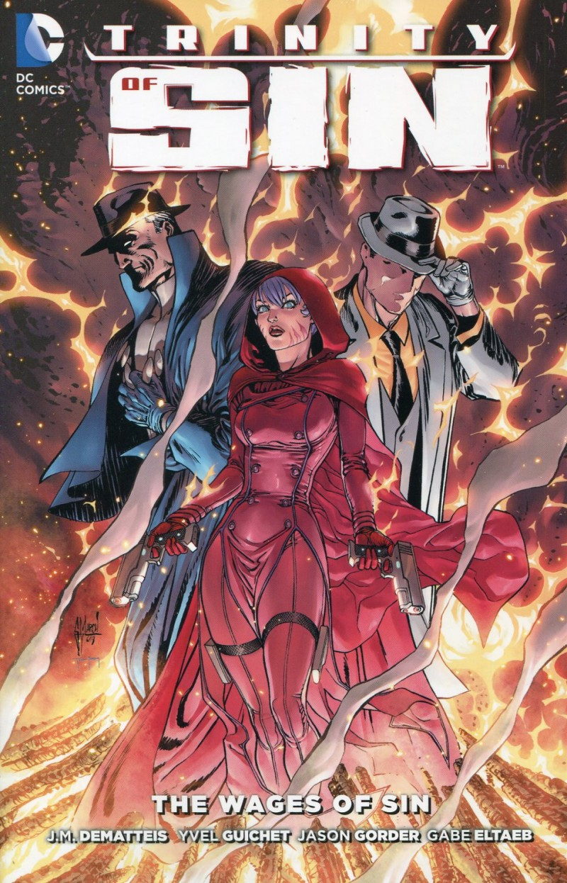 Trinity of Sin TP V1  The Wages of Sin