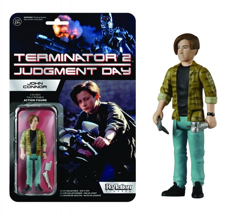 Reaction Terminator John  Connor