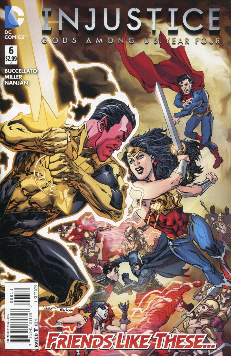 Injustice Year Four #6