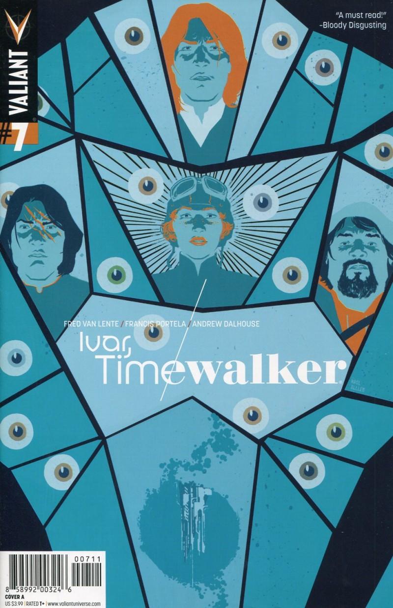 Ivar Timewalker #7 CVR A