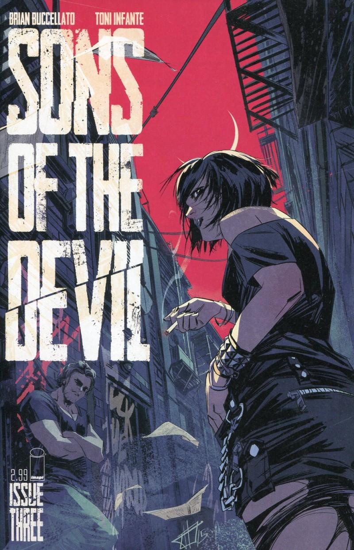 Sons of the Devil #3  CVR A