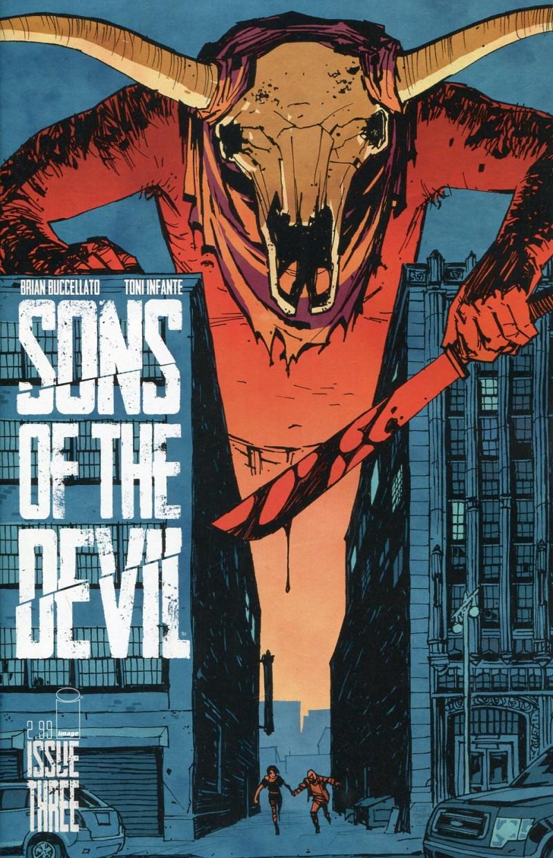 Sons of the Devil #3  CVR B