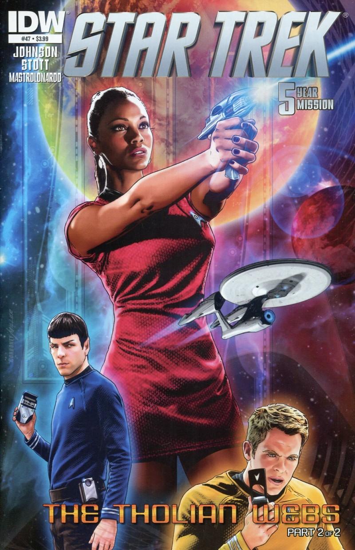 Star Trek IDW #47