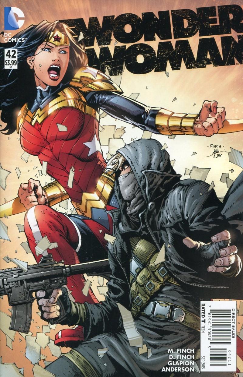 Wonder Woman V4 #42 CVR A