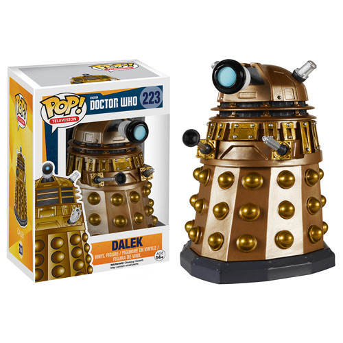 Funko Pop Dr Who Dalek
