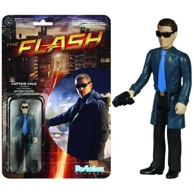 Reaction Flash AF Captain Cold