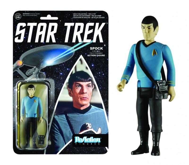 Reaction Star Trek Spock  AF