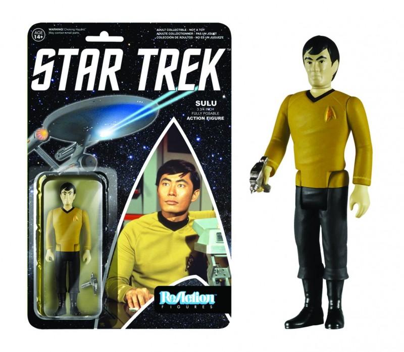 Reaction Star Trek Sulu AF