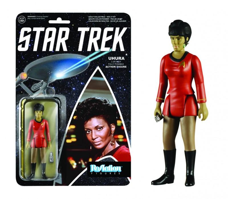 Reaction Star Trek Uhura  AF
