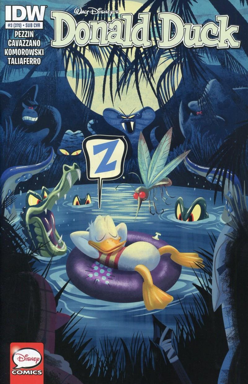 Donald Duck #3  Sub CVR