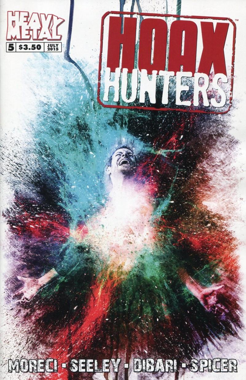 Hoax Hunters V2 2015 #5