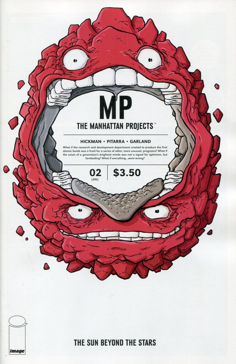 Manhattan Projects V2 #2  Sun Beyond the Stars