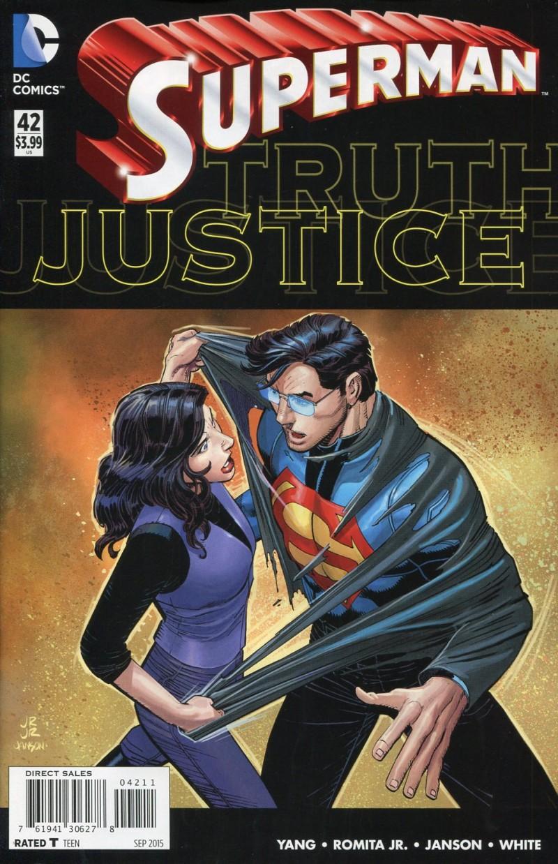 Superman V3 #42