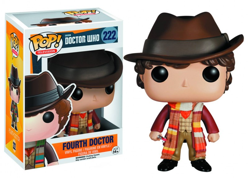 Funko Pop Dr Who 4th