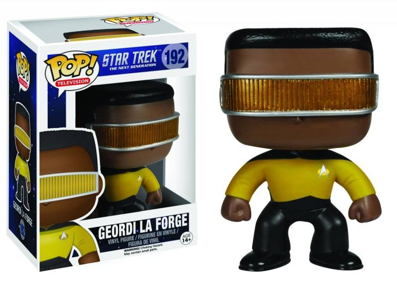 Funko Pop Star Trek TNG Geordi LaForge