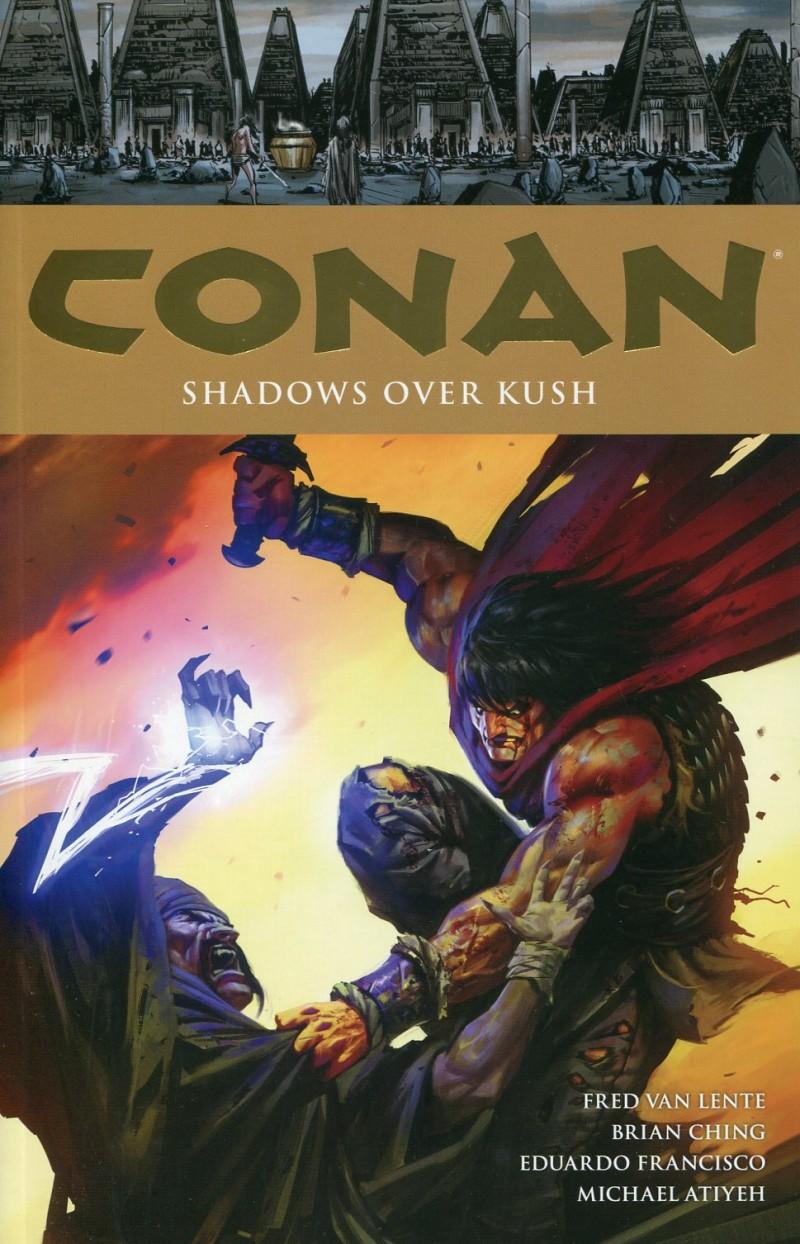 Conan TP V17 Shadows Over Rush