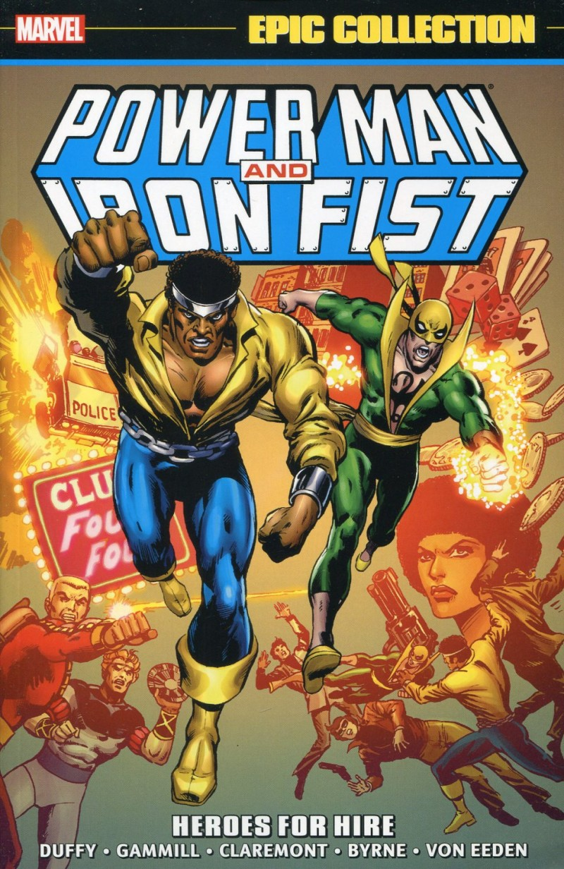 Power Man and Iron Fist TP Epic Collection Heroes