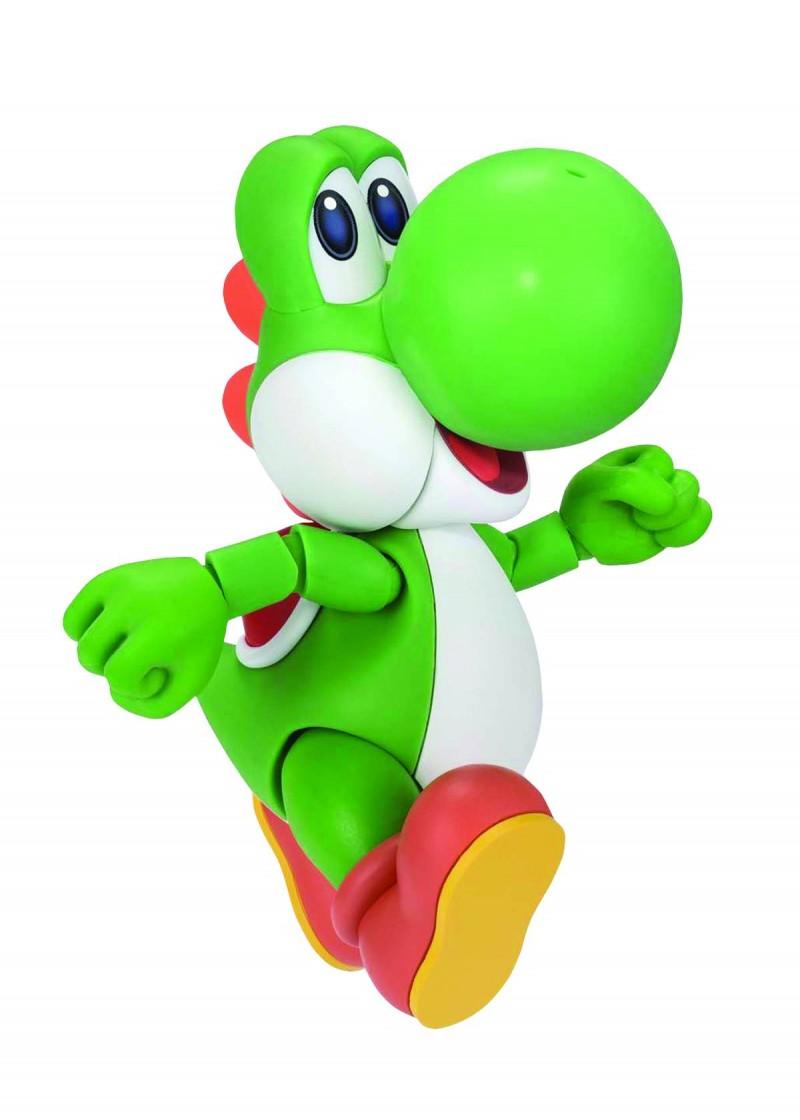 Super Mario Bros S H  Yoshi Figuarts AF