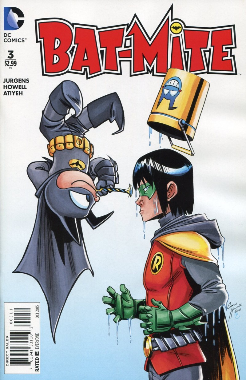 Bat Mite #3