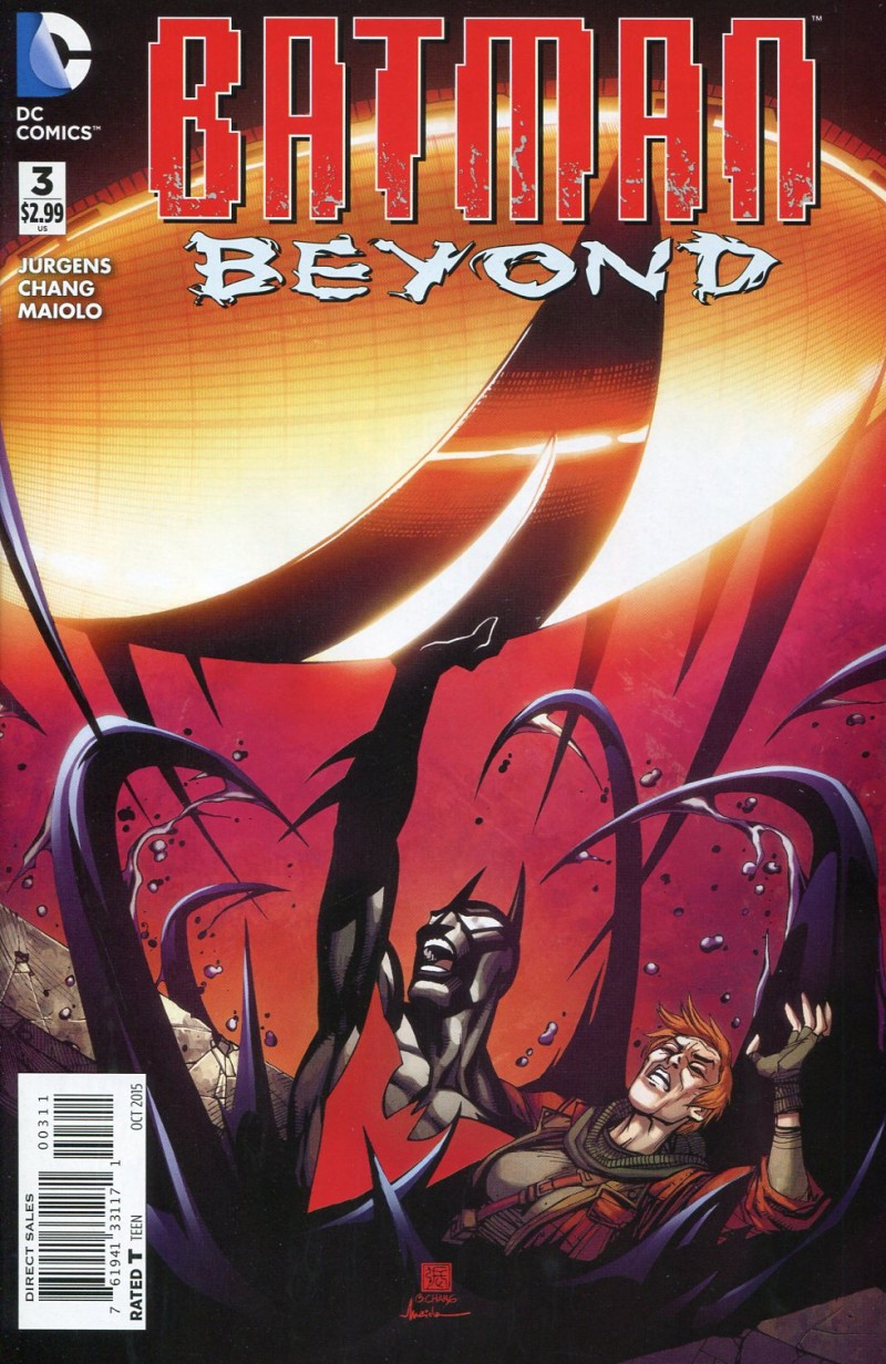 Batman Beyond V5 #3