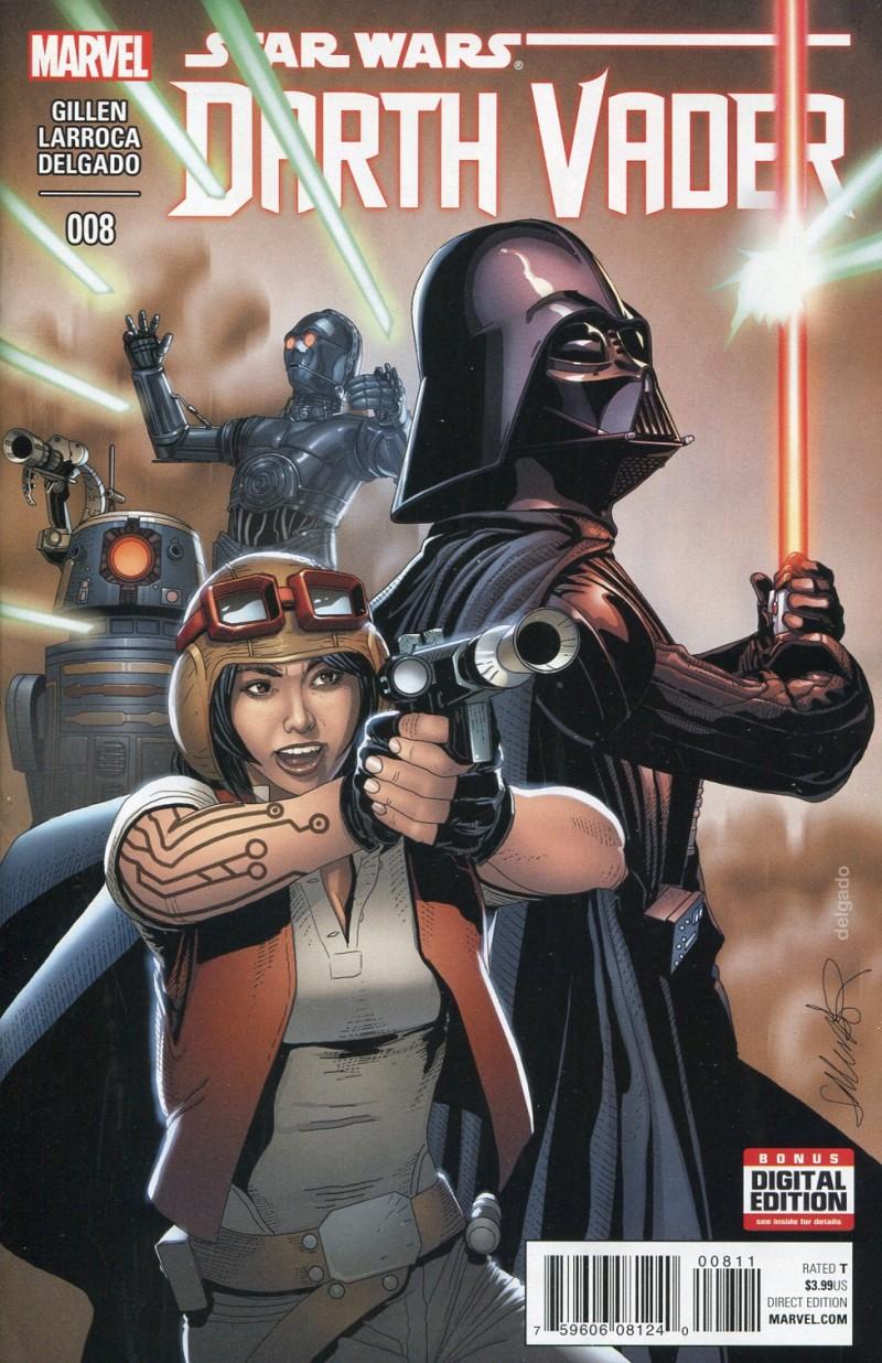 Darth Vader #8