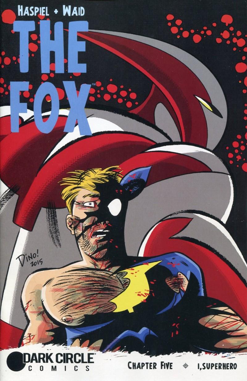 Fox V2 #5 CVR A