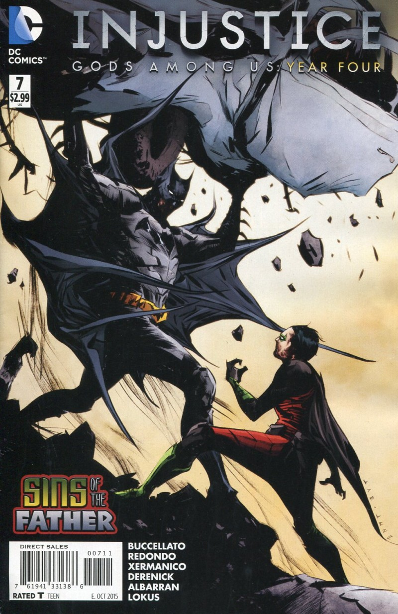 Injustice Year Four #7